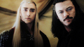king thranduil and bard - thranduil photo