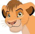 kopa        - the-lion-king-2-simbas-pride fan art