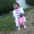 looking away - doc-mcstuffins photo