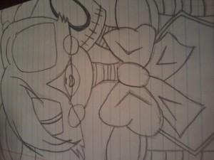 mangle drawing