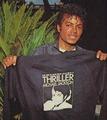 michael jackson thriller jumper - michael-jackson photo