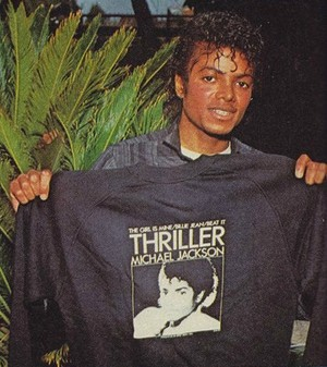 michael jackson thriller jumper