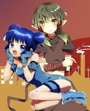 minto and kisshu