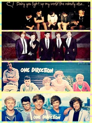 one direction is my life....