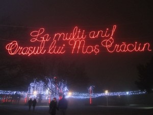 parcul Alexandru Ioan Cuza. Titan. IOR. iarna . christmas Bucuresti Bucharest Romania