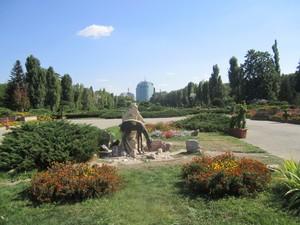 parcul Herastrau park Bucharest Bucuresti Romania