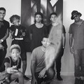 randy jackson jr, jaden smith, willow smith, donte jackson, jermajesty jackson and 2 boys