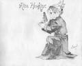 riza hawkeye - riza-hawkeye-anime-manga fan art