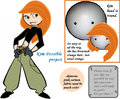 style of the idea - kim-possible photo