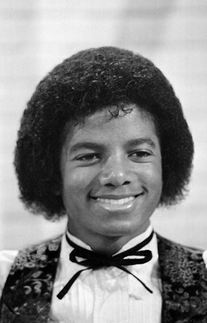 teenage michael jackson