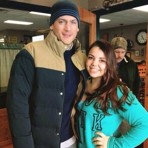 wentworth miller and fans