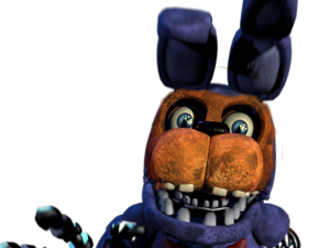 withered bonnie and witherd freddy mashup