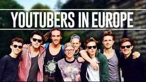 youtubers in eropa