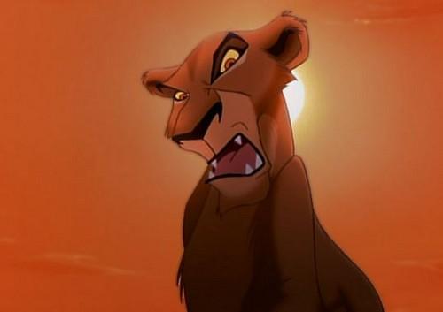 The Lion King 2:Simba's Pride wallpaper entitled zira