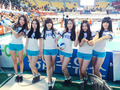150308 Gfriend Volleyball