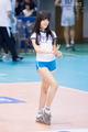 150308 Gfriend Yuju pallavolo