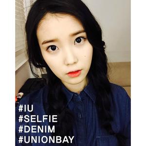 150316 IU for 유니온베이 UNIONBAY Facebook update