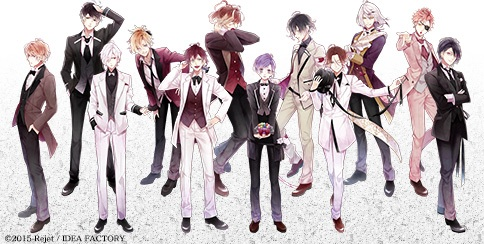 [Bloody Bouquet] The Boys