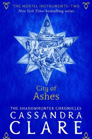 'City of Ashes' new UK cover