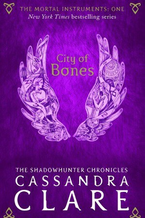 'City of Bones' new UK cover