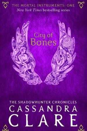 'City of Bones' new UK cover