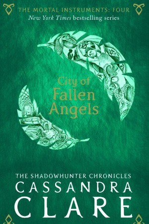 'City of Fallen Angels' new UK cover