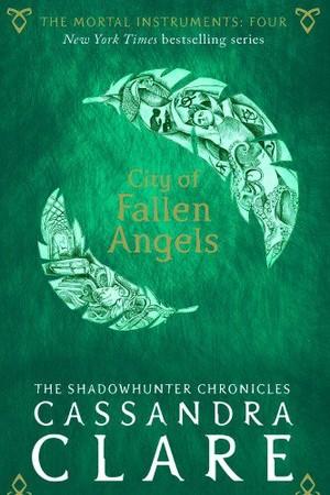 'City of Fallen Angels' new UK cover
