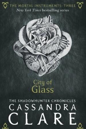 'City of Glass' new UK cover