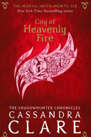 'City of Heavenly Fire' new UK cover