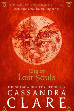 'City of Lost Souls' new UK cover