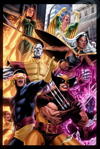 X-Men wallpaper with anime called                          Classic X Men