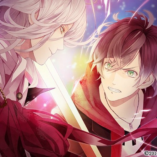 Diabolik amoureux fond d'écran called [Dark Fate?] Karlheinz vs Ayato