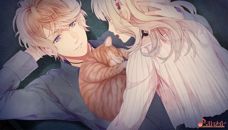 [Dark Fate] Shu's cat sleeping on him