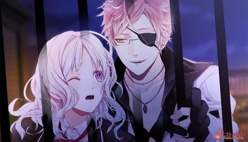 Tình yêu ngang trái hình nền entitled [Dark Fate] Yui and Shin