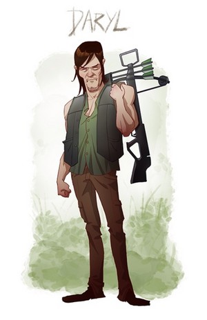 ✦ Daryl Dixon ✦
