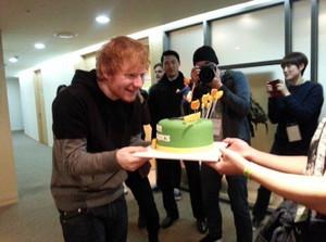 Ed in Seoul