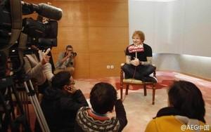 Ed in Shanghai