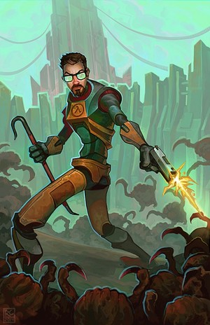 ☆ Gordon Freeman ☆