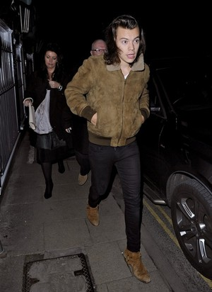 Harry and Anne