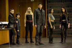 Insurgent - New Still