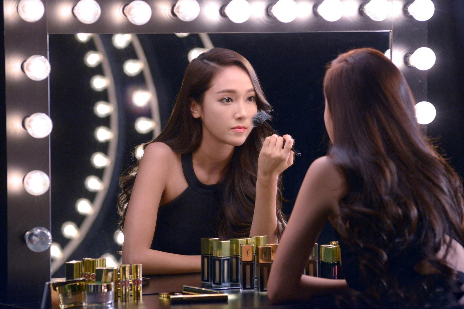 Jessica for YSL 2015