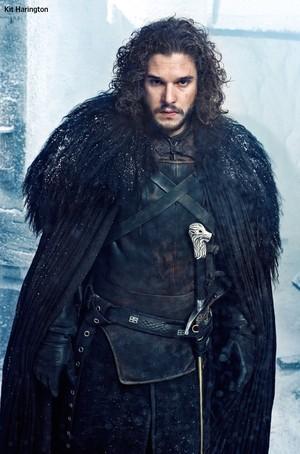 *Jon Snow*