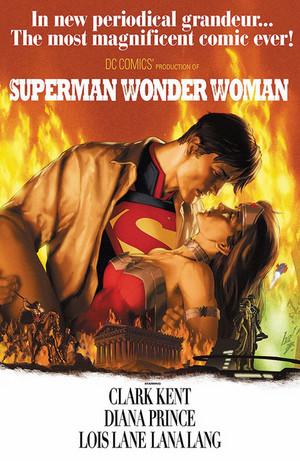 Siêu nhân and Wonder Woman