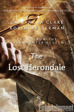 'The ロスト Herondale' official cover