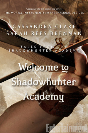 'Welcome to Shadowhunter Academy' official cover