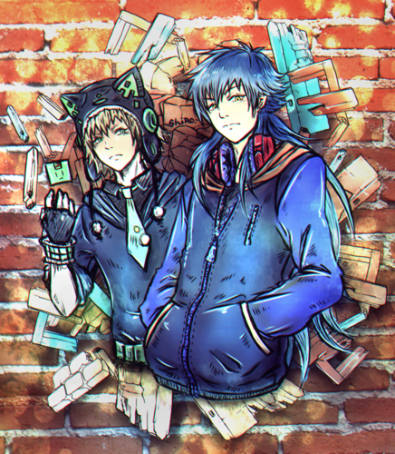 Dreamtime wallpaper containing anime called ☆.dmmd