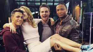 @emilybett: I choose only to travel sa pamamagitan ng bicep chariot