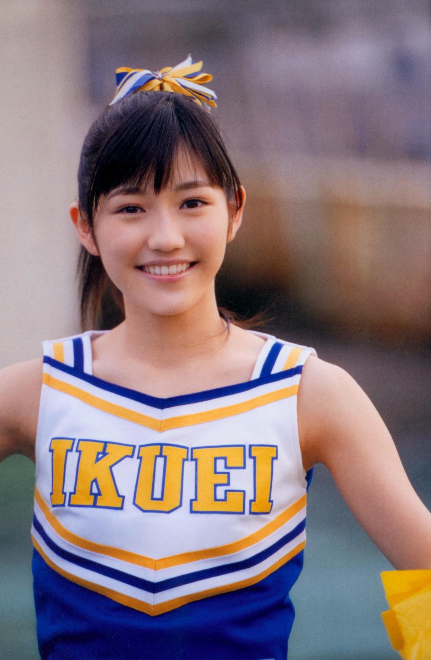 AKB48 wallpaper called Watanabe Mayu Photobook 'Seifuku Zukan Saigo no Seifuku'.