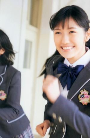 渡辺麻友「制服図鑑 最後の制服」