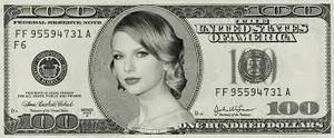 100 dollar taylor